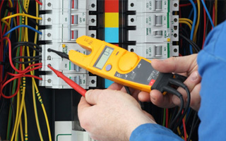 Burlington commercial electrician